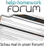 Forum homework help